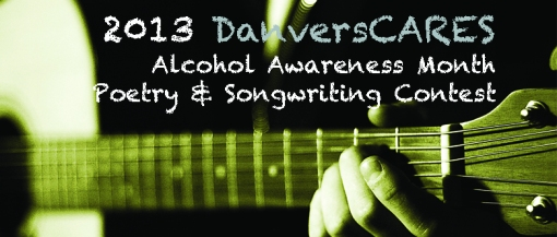 Alcohol Awareness Contest Banner